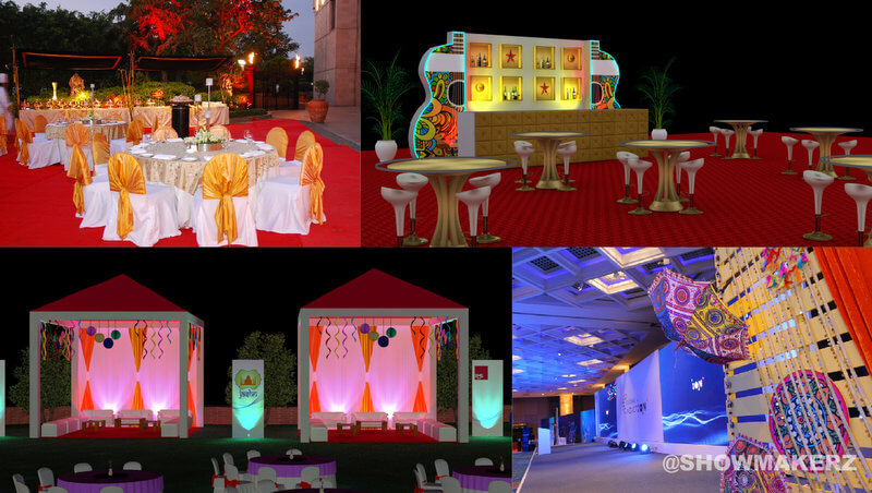 event design & decor ideas